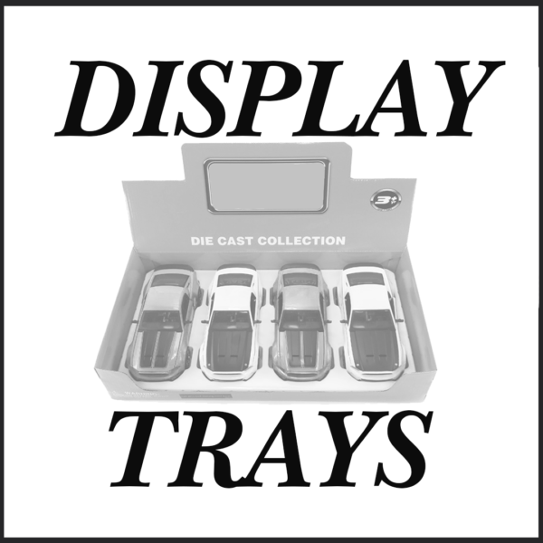 DISPLAY TRAYS 1:24
